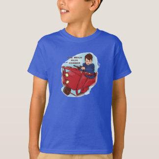 The Wild Blue T-Shirt