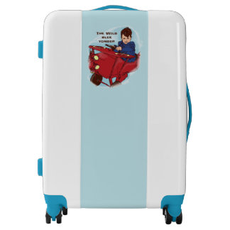 The Wild Blue Yonder Luggage