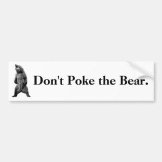 The Wild Bumper Sticker