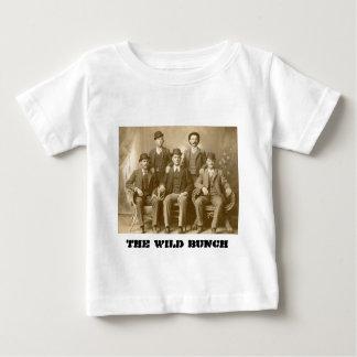 The Wild Bunch - Butch Cassidy & Sundance Kid Baby T-Shirt