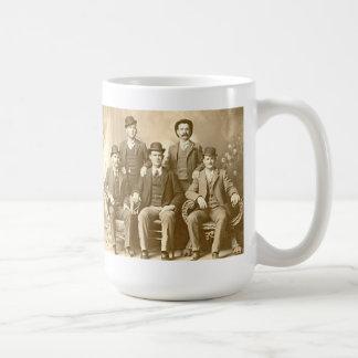 The Wild Bunch Classic White Coffee Mug