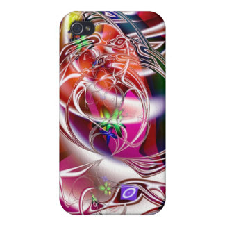 The Wild Lady iPhone 4/4S Cover
