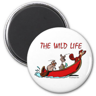 The Wild Life Magnet