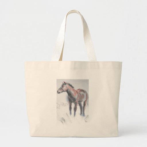 The Wild One Canvas Bags