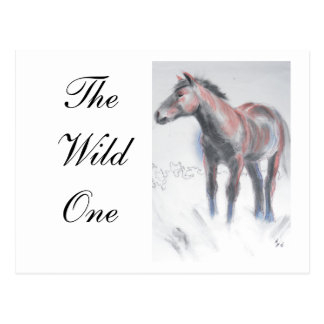 The Wild One Postcard