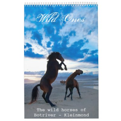 The Wild Ones Single Page Calendar