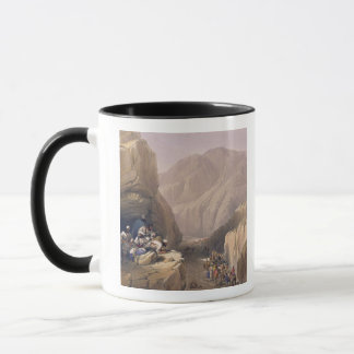 The Wild Pass of Siri-Kajoor, from 'Sketches in Af Mug