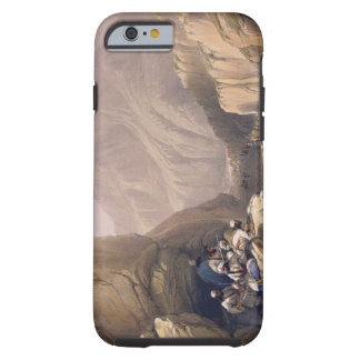 The Wild Pass of Siri-Kajoor, from 'Sketches in Af Tough iPhone 6 Case