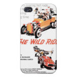 """The Wild Ride"" iPhone Case iPhone 4/4S Cases"