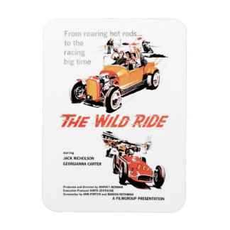 """The Wild Ride"" Magnet"