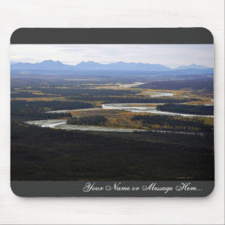 The Wild River & Brooks Range - North of Bettles - Mouse Pad