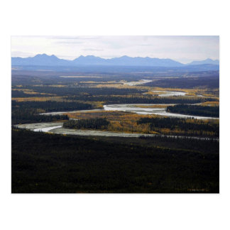 The Wild River & Brooks Range - North of Bettles - Postcard