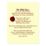 The Wild Rose Postcard