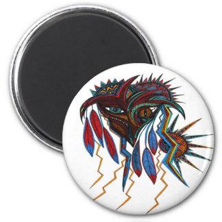 The Wild Side 2 Inch Round Magnet