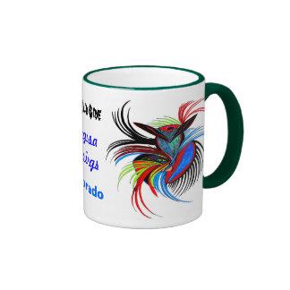 The Wild Side Bird Ringer Mug