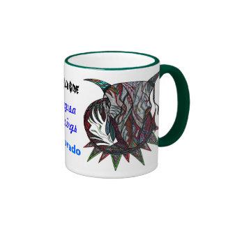 The Wild Side Bull Ringer Mug