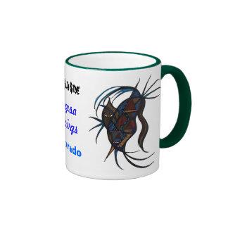 The Wild Side Mask Ringer Mug