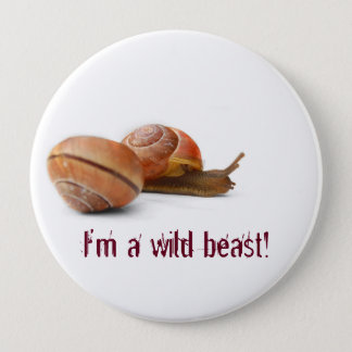 The wild side of a snail button