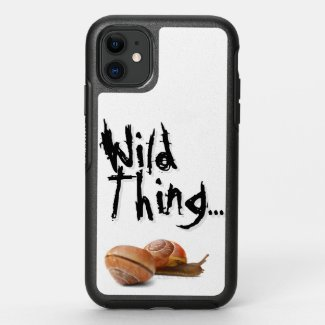 The wild side of a snail... OtterBox symmetry iPhone 11 case