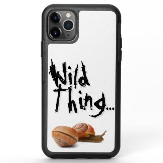 The wild side of a snail... OtterBox symmetry iPhone 11 pro max case