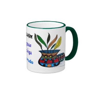 The Wild Side Pots Ringer Mug