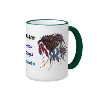 The Wild Side Ringer Mug