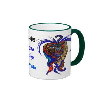 The Wild Side Spirit Ringer Mug