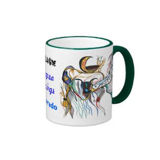 The Wild Side World Ringer Mug