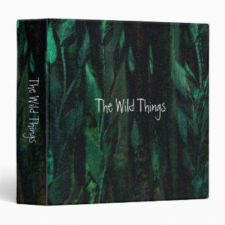 The Wild Things Binder
