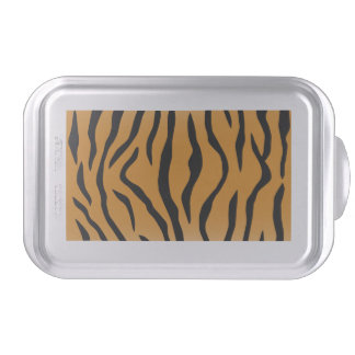 The Wild Tiger Stripes Cake Pan