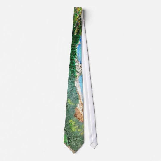 The Wild West Neck Tie