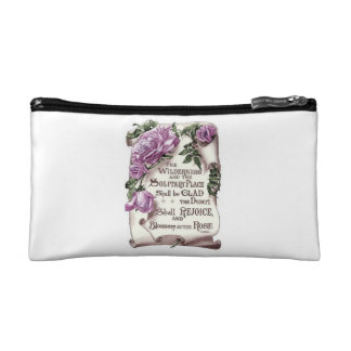 The Wilderness And The Solitary Place Cosmetic Bag