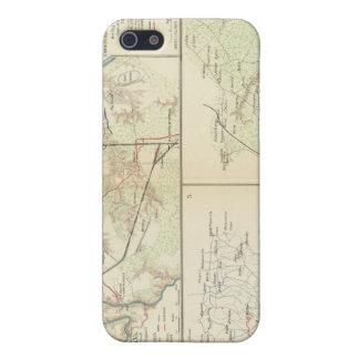 The Wilderness, N Anna, Spotsylvania CH iPhone 5 Covers