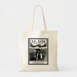 The Wildest Cat in The Crazy West Tote Bag