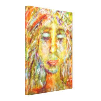 """The Wildest Dreams"" Art Canvas Print"