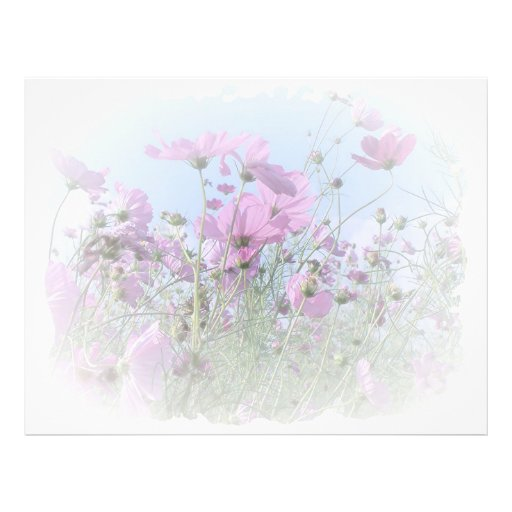 The Wildflower Dream Custom Flyer