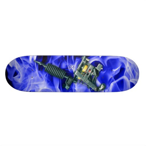 The Wildthing ` s - skateboard