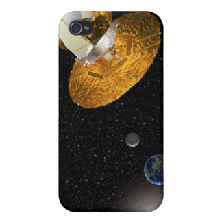 The Wilkinson Microwave Anisotropy Probe iPhone 4 Cover