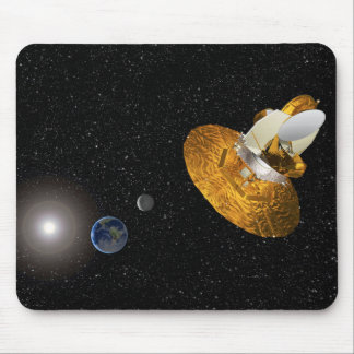 The Wilkinson Microwave Anisotropy Probe Mouse Pad