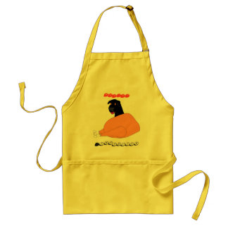 The Will To resist Adult Apron