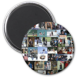 The William Collection images 2 Inch Round Magnet