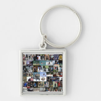 The William Collection images Keychains