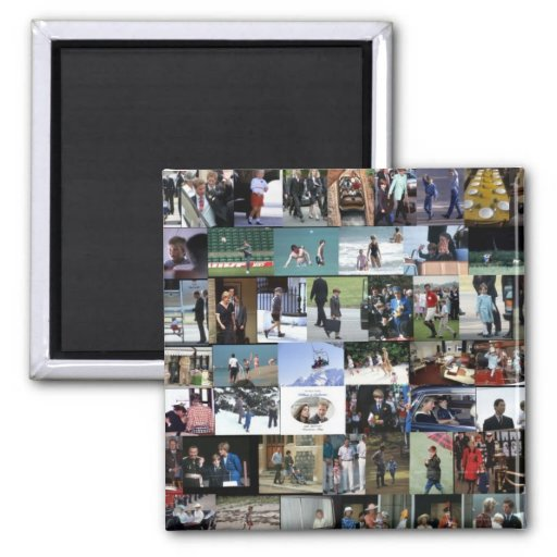 The William Collection images Refrigerator Magnets