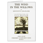 The Wind in the Willows Greeting Cards