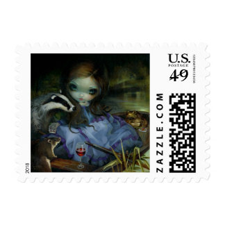 """""""The Wind in the Willows"""" Stamps"""
