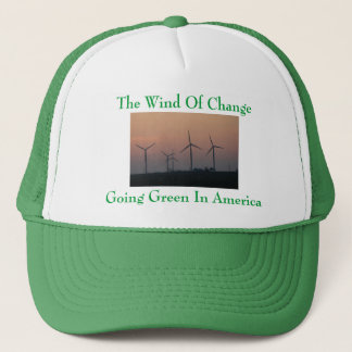 The Wind Of Change - Going Green Hat