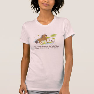 The Wind of Heaven - Paso Fino T T-Shirt