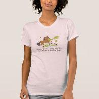 The Wind of Heaven - Paso Fino T Tee Shirt