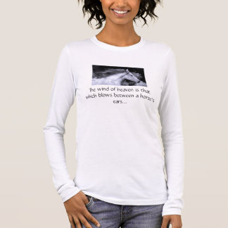The Wind of Heaven T~Shirt Long Sleeve T-Shirt
