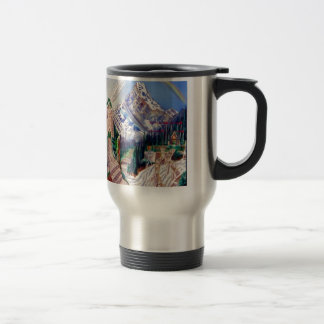 The Wind of Shaking 15 Oz Stainless Steel Travel Mug